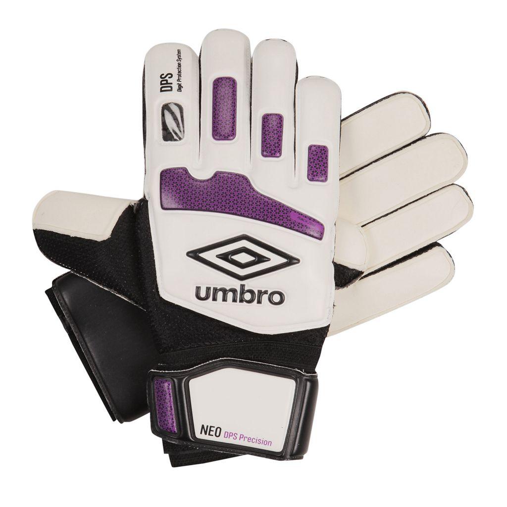 Umbro NEO DPS Precision Soccer Goalkeeper Gloves - Junior