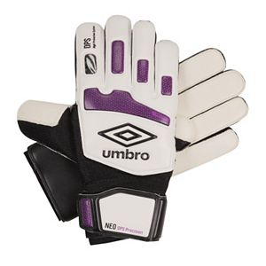 Umbro NEO DPS Precision Soccer Goalkeeper Gloves - Junior