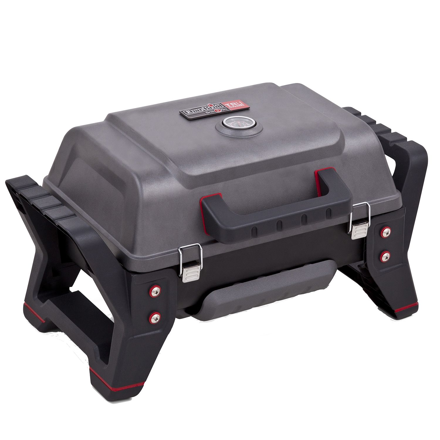 Char Broil TRU Infrared Grill2Go Portable Outdoor Tabletop Gas Grill