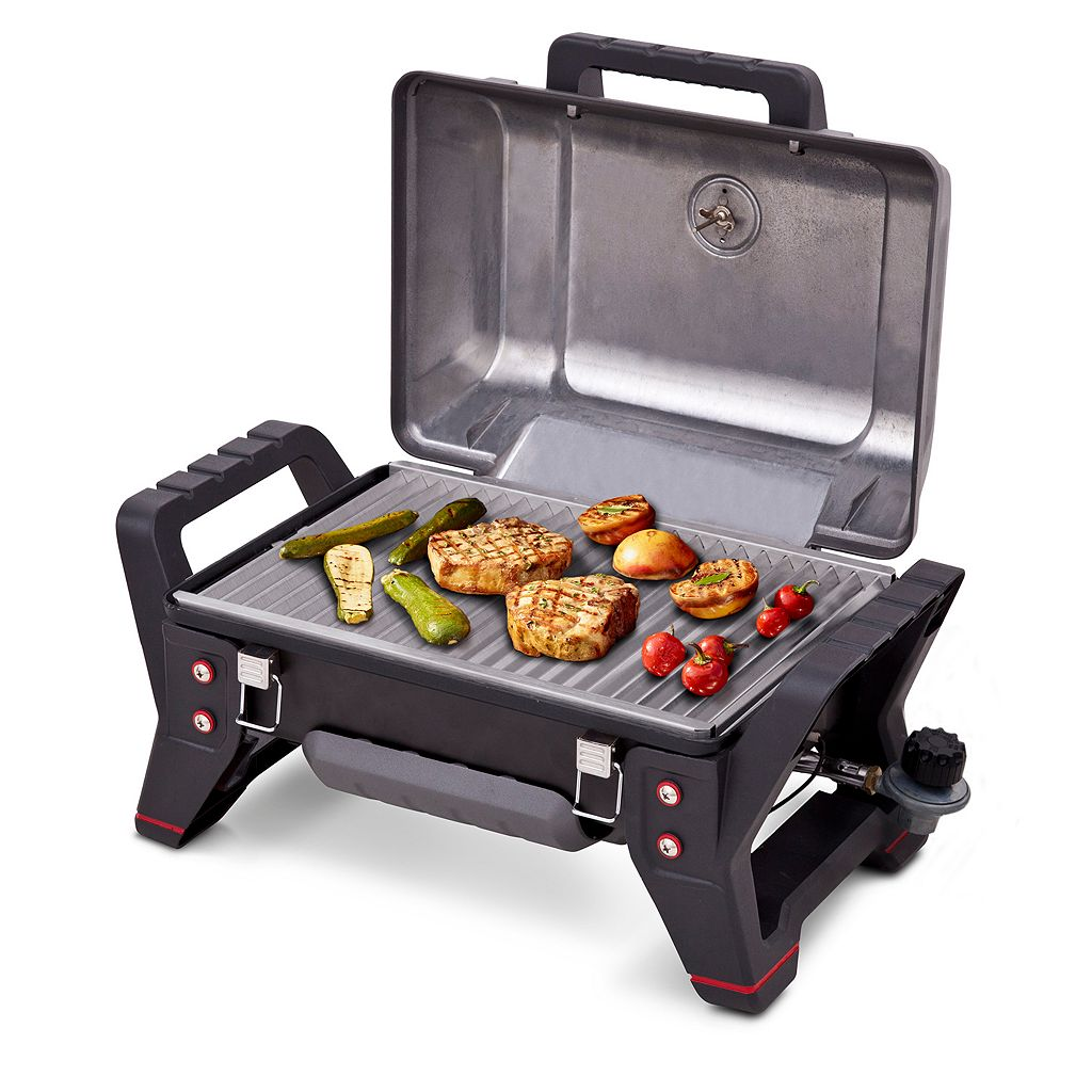 Char-Broil TRU-Infrared Grill2Go Portable Outdoor Tabletop Gas Grill