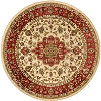 Infinity Home Barclay Medallion Kashan Rug - 7'10'' Round