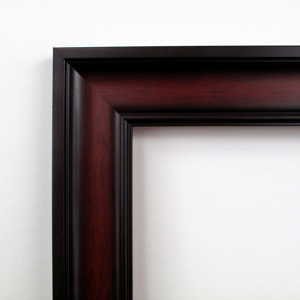 ''Forest Motif'' Leaf 2-piece Framed Wall Art Set