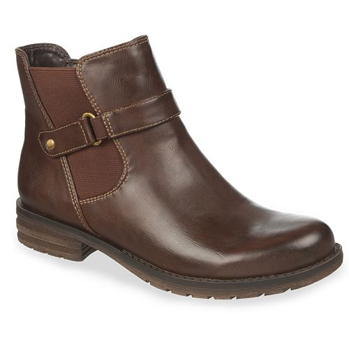 SOUL Naturalizer Babie Women s Wide-Width Ankle Boots 11b99a79306