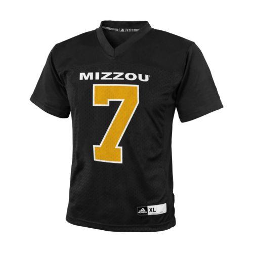 Boys 8-20 adidas Missouri Tigers Replica NCAA Football Jersey