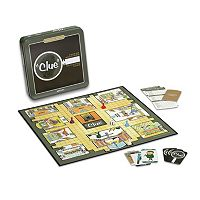 Clue Nostalgia Tin by Hasbro