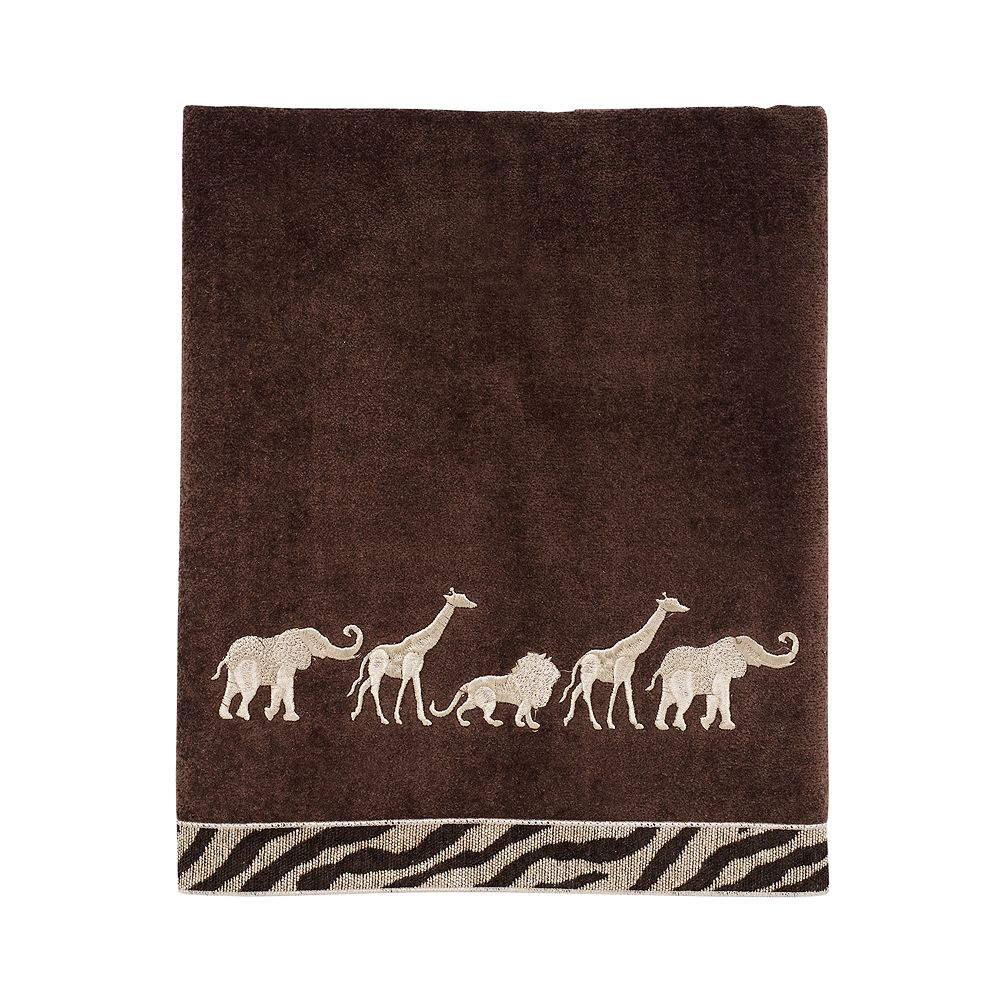 Avanti Animal Parade Bath Towel