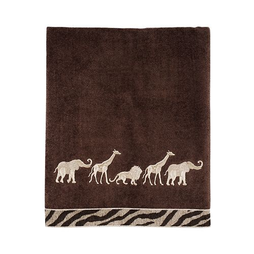 Avanti Animal Parade Bath Towel
