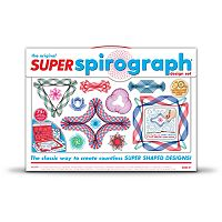 The Original Super Spirograph Kit