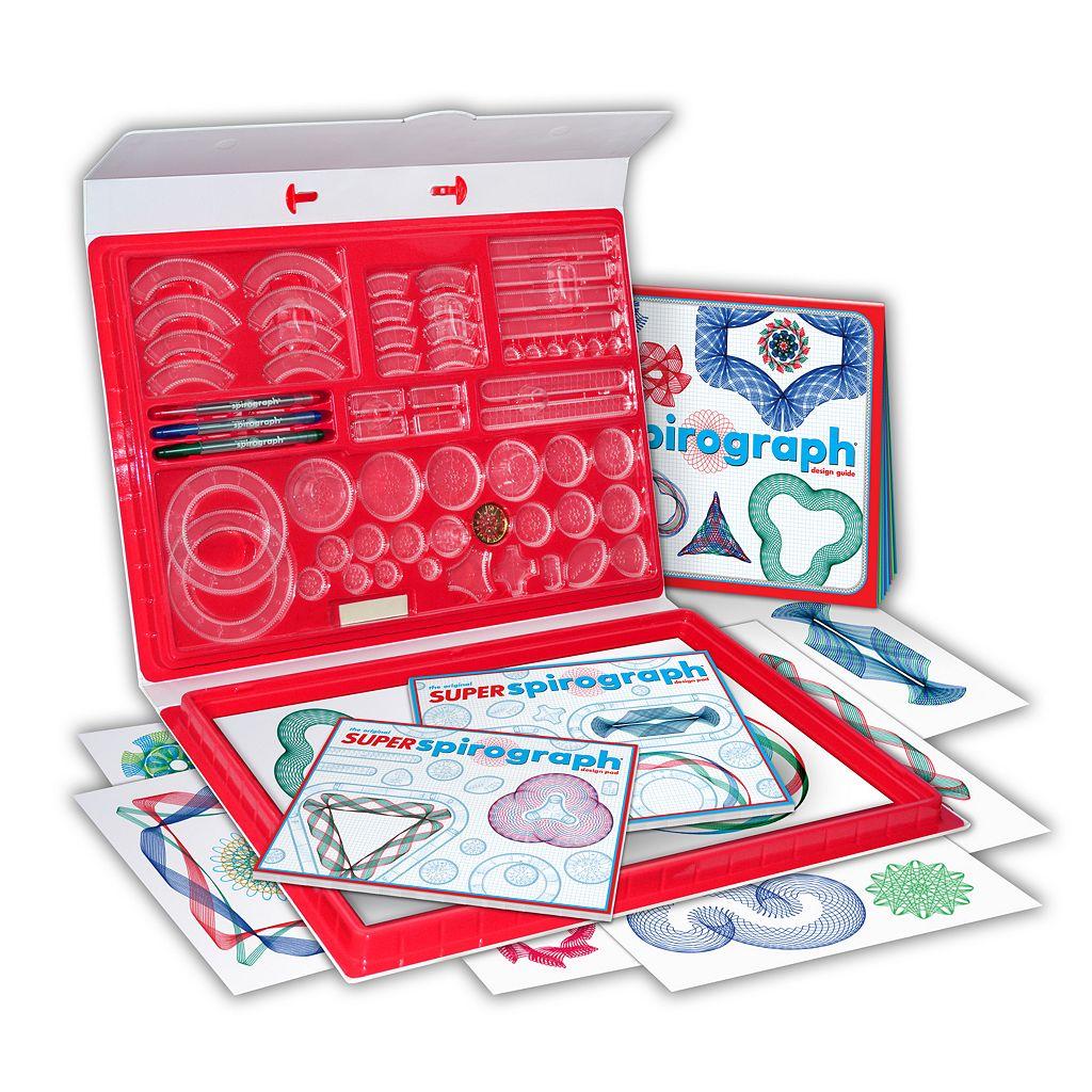 The Original Super Spirograph Kit