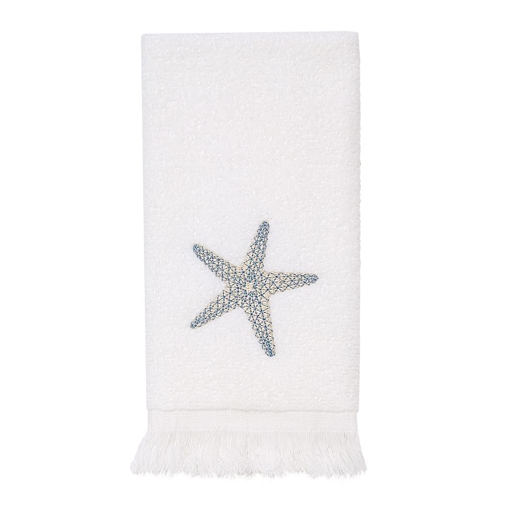 Avanti By the Sea Fingertip Towel