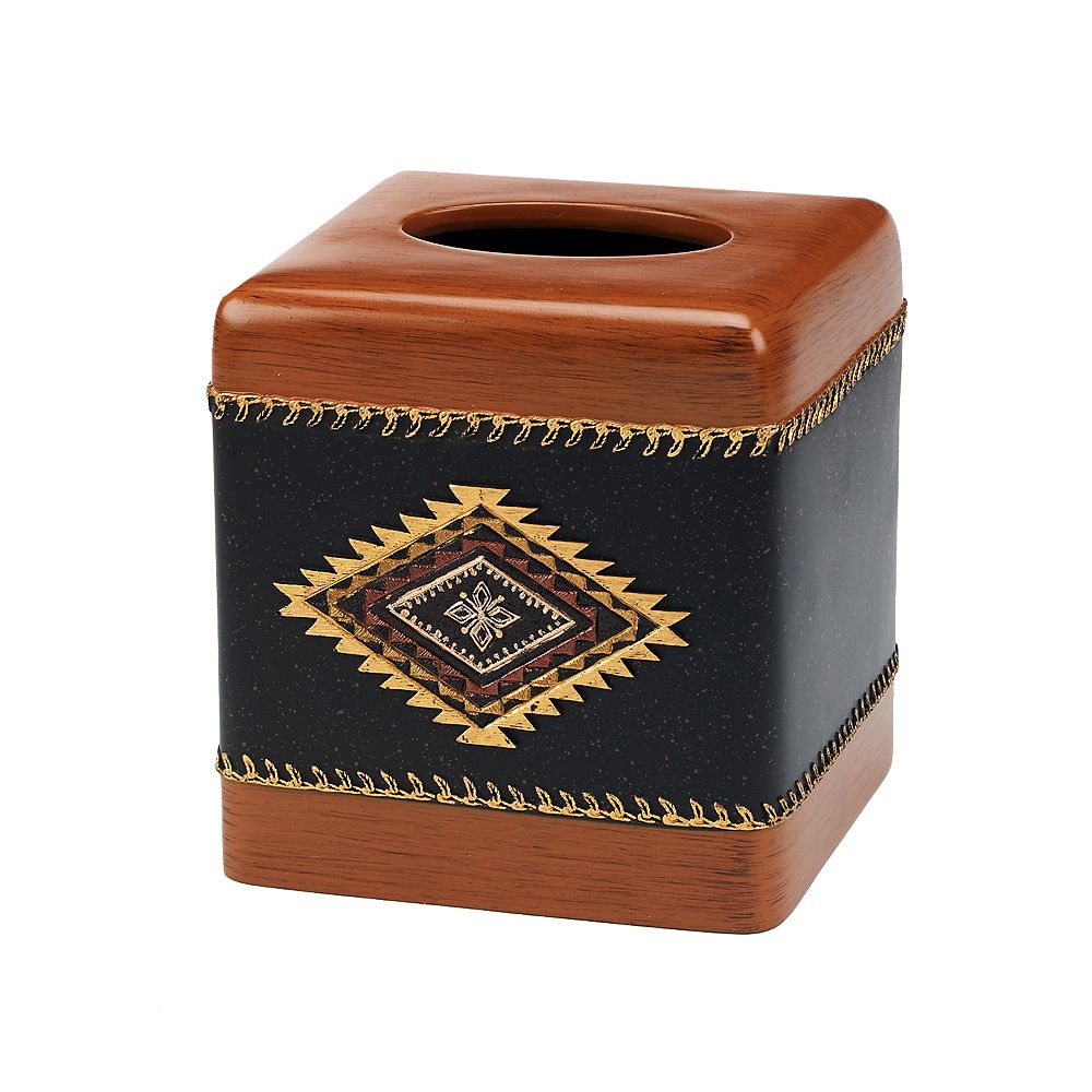 Avanti Mojave Tissue Box Cover