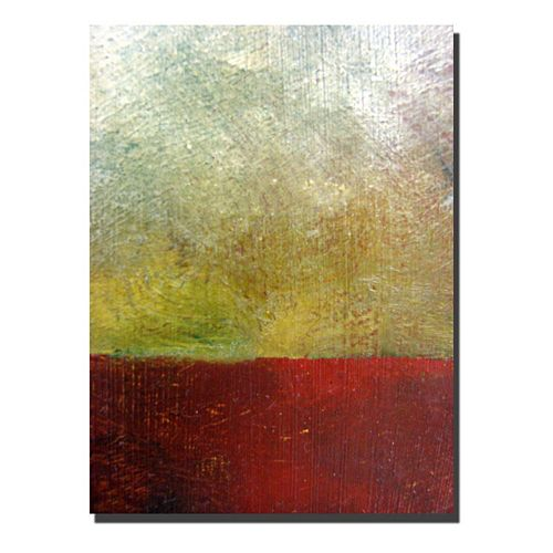 47'' x 35'' ''Earth Study I'' Canvas Wall Art by Michelle Calkins