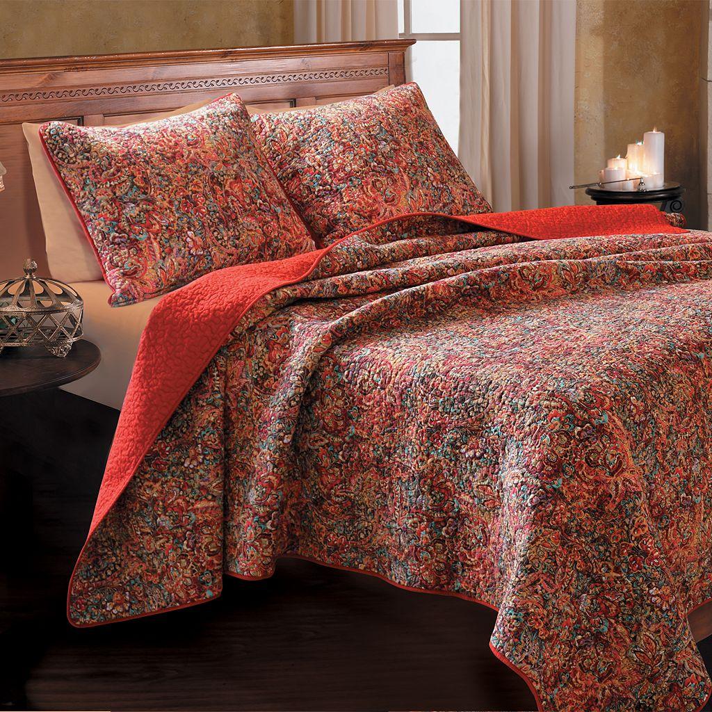 Persian Reversible Quilt Set