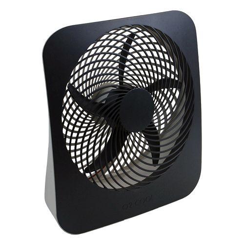 O2Cool 10-in. Portable Fin Fan