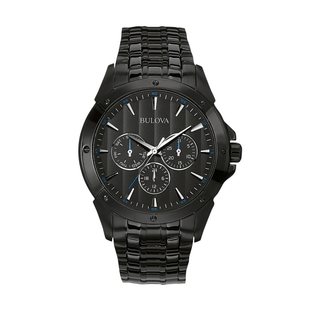 Bulova Men's Stainless Steel Watch - 98C121