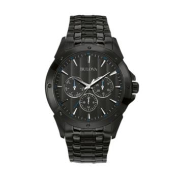 Bulova Men's Stainless Steel Watch - 98C121
