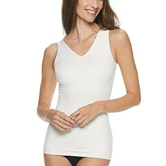 Red Hot by Spanx Flipside Firmers 4-Way Tank 1873 - Women's