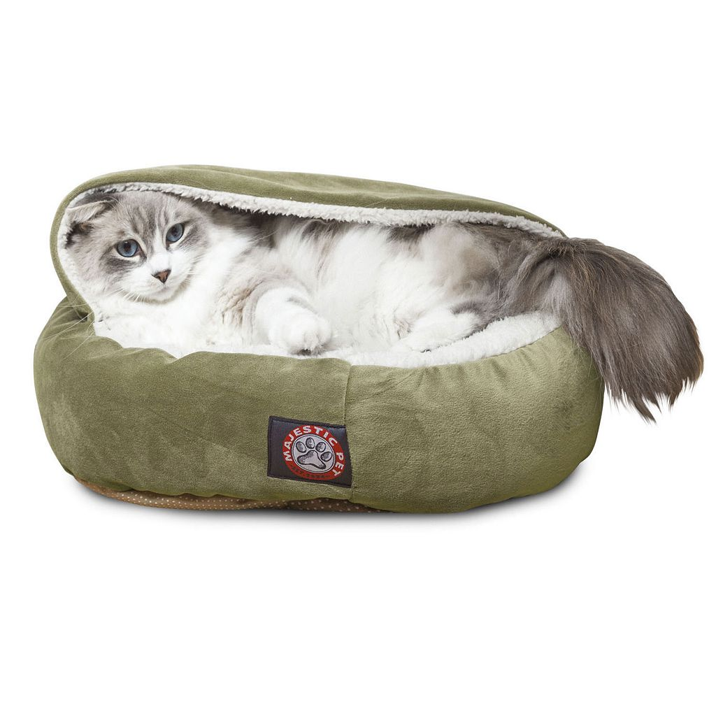Majestic Pet Canopy Pet Bed - 18'' x 18''