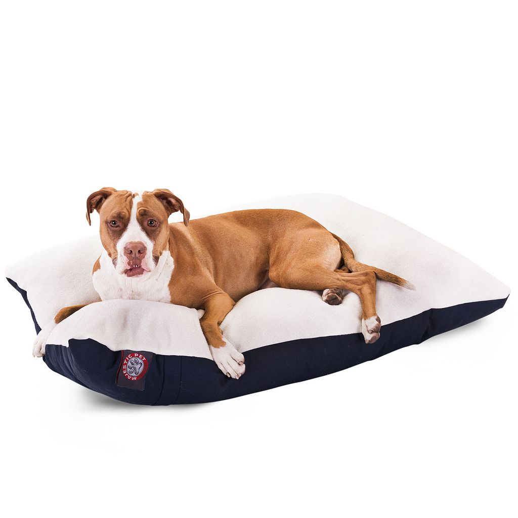 Majestic Pet Rectangular Pet Bed - 48'' x 36''