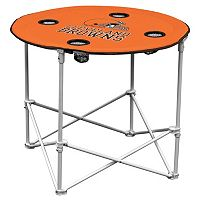 Logo Brand Cleveland Browns Round Table