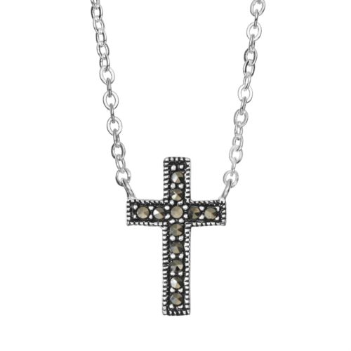Silver Luxuries Marcasite Silv...