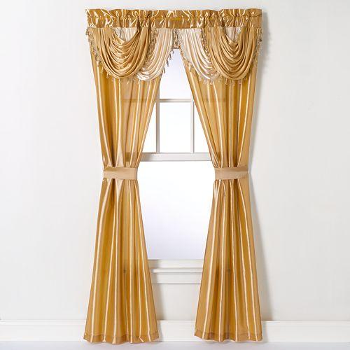 Amore Window Curtain Set