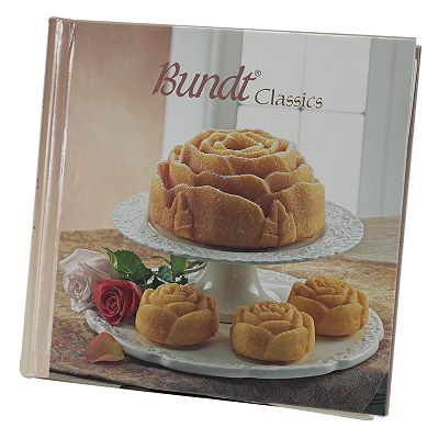 Nordic Ware Bundt Classic Cookbook