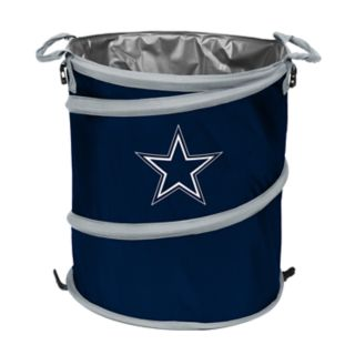 Logo Brand Dallas Cowboys Collapsible 3-in-1 Trashcan Cooler