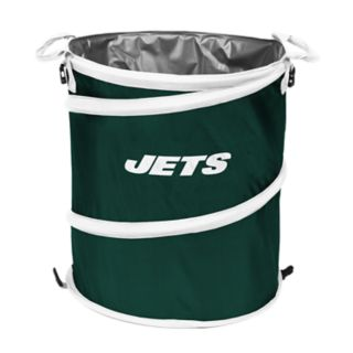 Logo Brand New York Jets Collapsible 3-in-1 Trashcan Cooler
