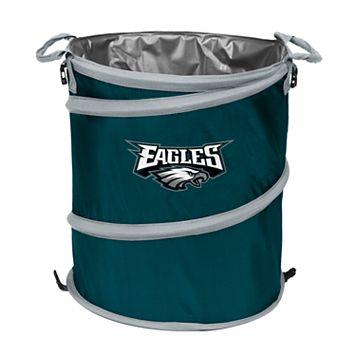 Logo Brand Philadelphia Eagles Collapsible 3-in-1 Trashcan Cooler