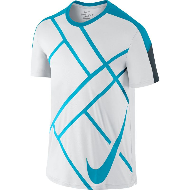 t Shirt Nike Tennis Nike Dri-fit Team Court Tennis