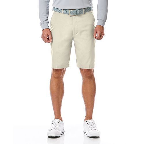Big & Tall Grand Slam Classic-Fit Performance Flat-Front Golf Shorts
