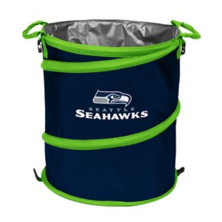 Logo Brand Seattle Seahawks Collapsible 3-in-1 Trashcan Cooler
