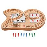 "Mainstreet Classics ""29"" Cribbage Board"