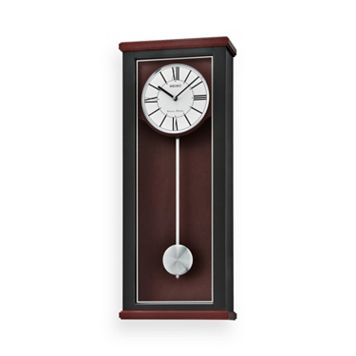 Seiko Wood Wall Clock - QXH062KLH