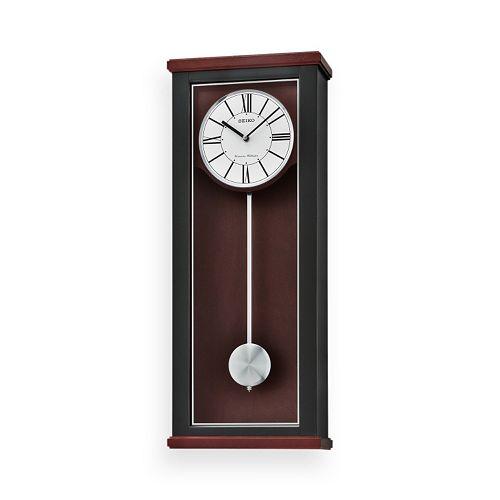 Seiko Wood Wall Clock - QXH062KLH