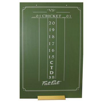 Fat Cat Chalk Cricket Scoreboard