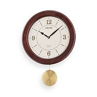Seiko Wood Musical Wall Clock - QXM345BLH