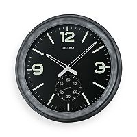 Seiko Wall Clock - QXA627KLH