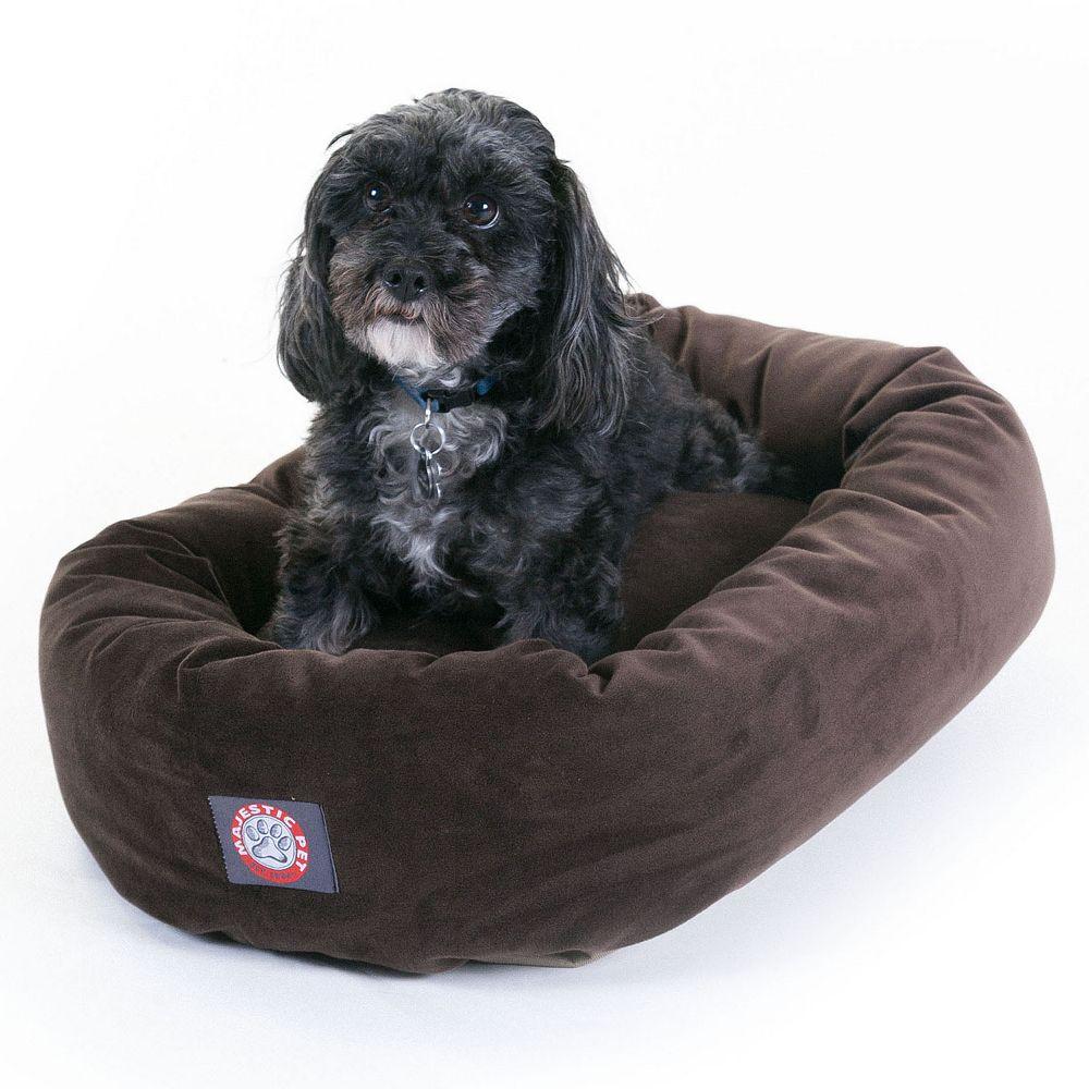 Majestic Pet Bagel Pet Bed - 19'' x 24''