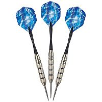 Viper 3-pk. Silver Thunder 22 Gram Nickel Steel Tip Darts