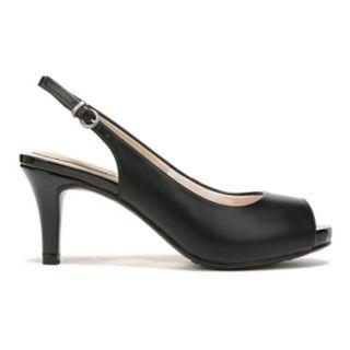 LifeStride Teller Women's Slingback Dress Heels