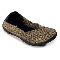 Corkys Sidewalk Women's Featherlite Slip-On Flats