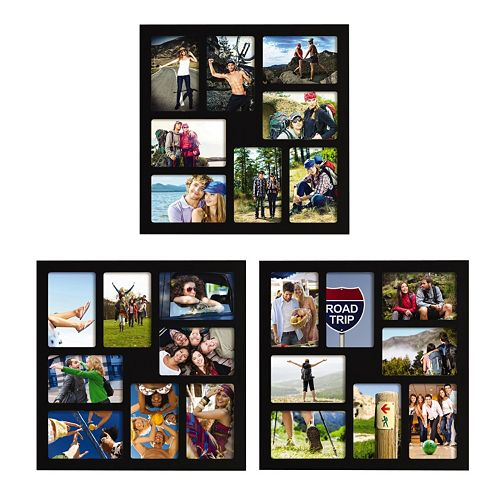 3 Piece Collage 24 Opening Frame Set