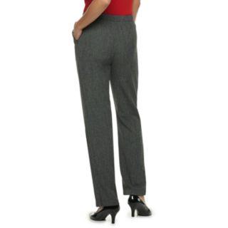 Women's Dana Buchman Midrise Comfort-Waist Pull-On Pants