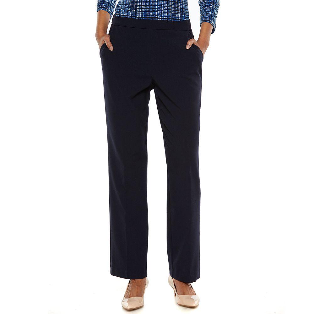 b337a9b881f Women's Dana Buchman Midrise Comfort-Waist Pull-On Pants