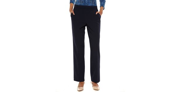 Women S Dana Buchman Pull On Dress Pants