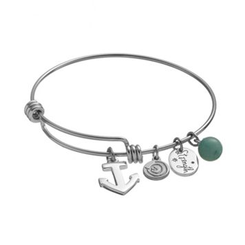 love this life Amazonite Stainless Steel