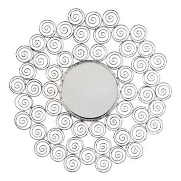Spiral Wall Mirror