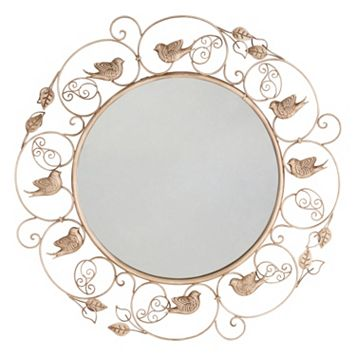 Bird Wall Mirror